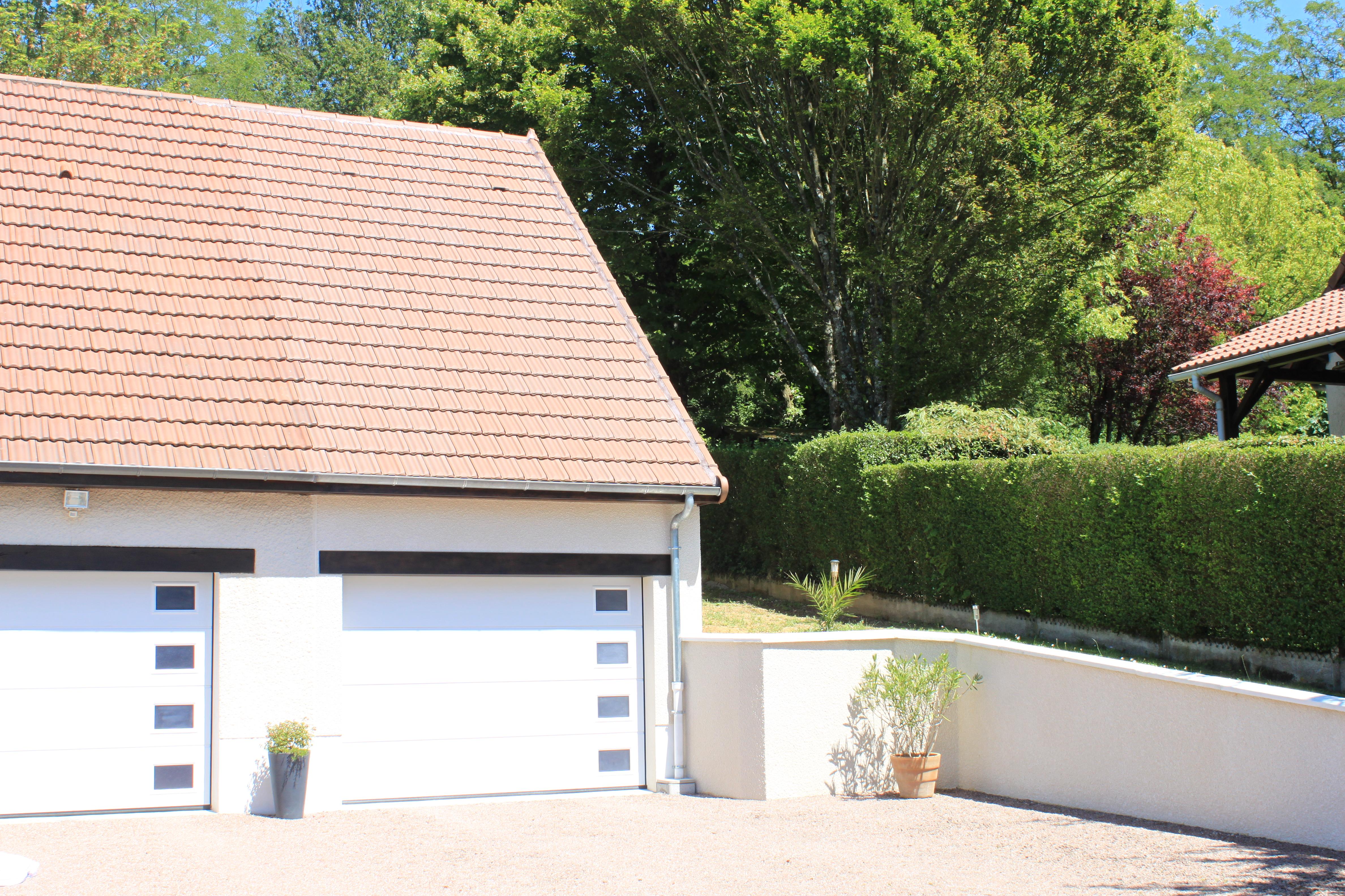 Extension garage maison construire un garage cout que for Prix extension garage
